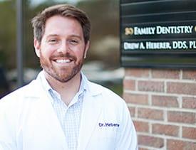 Drew Heberer, Dentist in Raleigh